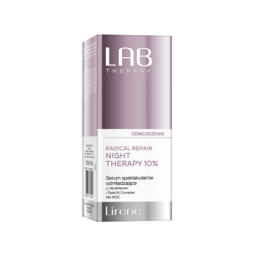 LAB Therapy Serum na noc
