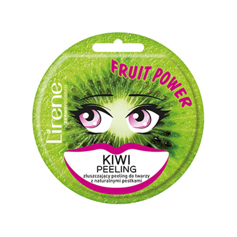Fruit Power Kiwi Peeling